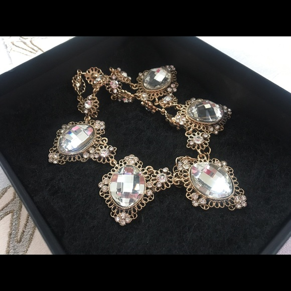 Bling costume jewelry necklace & Jewelry | Bling Costume Necklace | Poshmark